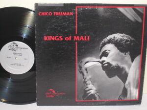 CHICO-FREEMAN-Kings-of-Mali-INDIA-NAVIGATION-1035-orig-1978-VERY-RARE