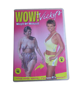 Vicky Entwistle  WOW  Weight Off Workout DVD 2006 Acceptable DVD Richa - Bilston, United Kingdom - Vicky Entwistle  WOW  Weight Off Workout DVD 2006 Acceptable DVD Richa - Bilston, United Kingdom
