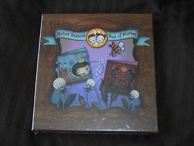 Artist Sisters Box Of Stories 2 Books Princess