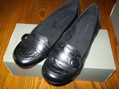 Womens Wear Ever Bare Traps jobeth Shoes Black 6.5