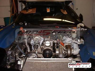Camaro Corette Trans Am Ls1 Ls2 Ls6 Ls7 Lsx Ls9 T4 Custom Twin Turbo Kit 1200hp+