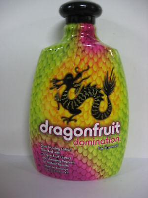 NEW SQUEEZE DRAGONFRUIT DRAGON FRUIT BRONZER INDOOR TANNING BED SUN TAN LOTION