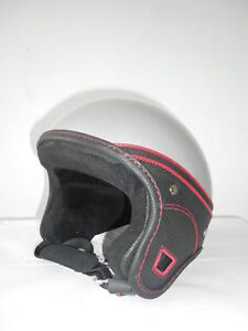 casco jet moto laura smith trendi drask helmet casque harley vintage vespa moto ebay. Black Bedroom Furniture Sets. Home Design Ideas