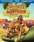 Scooby-Doo!: Legend of the Phantosaur (Blu-ray/DVD, 2011, 2-Disc Set) (Blu-ray/DVD, 2011)