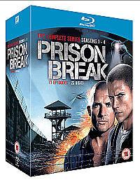 Prison break bluray 1080p collection - When will season 3