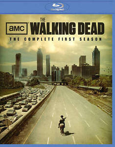 The Walking Dead: The Complete First Season 1 on Blu-ray BRAND NEW & SEALED!