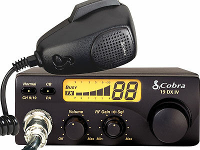 The Growth of CB Radio in the UK