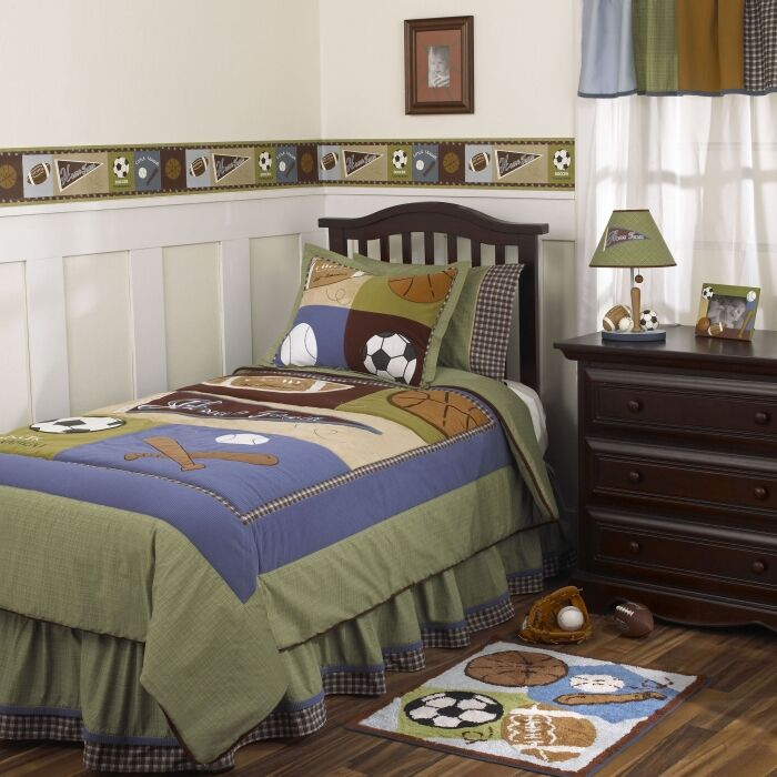 Your Guide to Buying Boys' Bedding