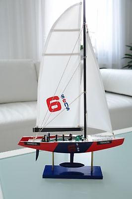"Segelyacht Sportsegelboot  Boote Modell"" Transiciel 6 Sens"" Segeln  Sport Neu"