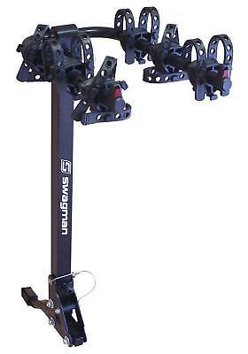 Swagman Trailhead 3 Fold Down Hitch Bike Rack Bicycle Rack