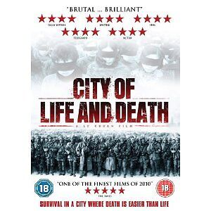 City Of Life And Death  DVD New & Sealed