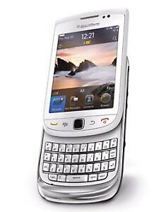 BlackBerry Torch 9810 - 8GB - White (Unl...