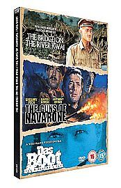The Bridge On The River Kwai/Das Boot/The Guns Of Navarone [DVD] - James Donald,