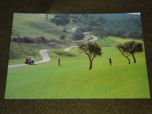 UNUSED-GOLF-POSTCARD-Parque-Da-Floresta-2