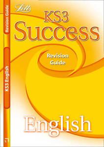 NEW-BOOK-Letts-KS3-Success-English-Revision-Guide-Kath-Jordan-Books