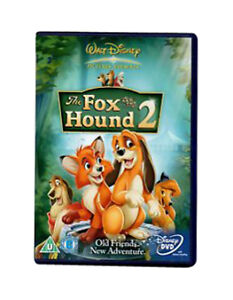 The Fox And The Hound 2 DVD 2007 - <span itemprop=availableAtOrFrom>Ruislip, United Kingdom</span> - The Fox And The Hound 2 DVD 2007 - Ruislip, United Kingdom
