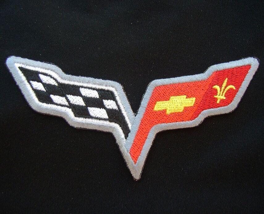 Car Logos With Flags Chevrolet Corvette Logo Download Racing Flags Nascar Flags Car Racing