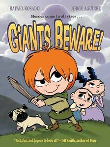 Giants Beware! BRAND NEW BOOK by Rafael Rosado, Jorge Aguirre (Paperback, 2012)