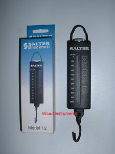 SALTER-MODEL-12-SPRING-BALANCE-1000G-WEIGHING-SCALES