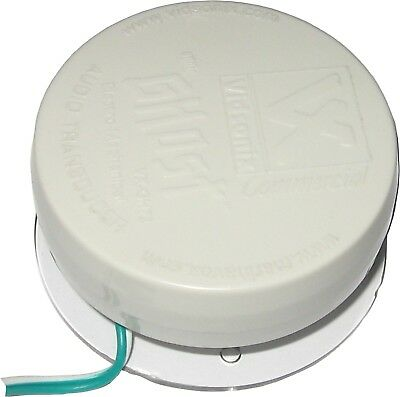 "3"" Tactile Transducer, Hidden Vibration Waterproof Speaker -use for Reverb Plate"