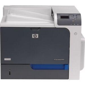 HP CP4525dn Vs. Lexmark Forms Printer 4227 plus