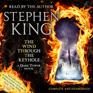 The-Wind-Through-the-Keyhole-Stephen-King-Audio-CD-Book-NEW-9781444740004
