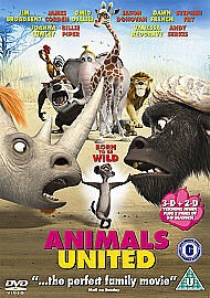 Animals United DVD 2011 - Gloucester, United Kingdom - Animals United DVD 2011 - Gloucester, United Kingdom