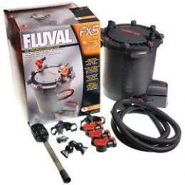 FLUVAL-FX5-AQUARIUM-CANISTER-FILTER-WARRANTY-SHIPS-DAILY-M-F-IF-PAID-BY-3PM-EST