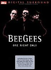 Bee-Gees-The-One-Night-Only-DVD-1999-DTS-Digital-Surround-DVD-1999