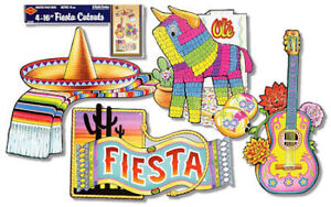 Pack-4-Mexican-Spanish-Fiesta-Cutout-Party-Decorations