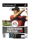 Tiger Woods PGA Tour 08 Video Games
