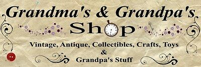 Grandma's and Grandpa's Shop