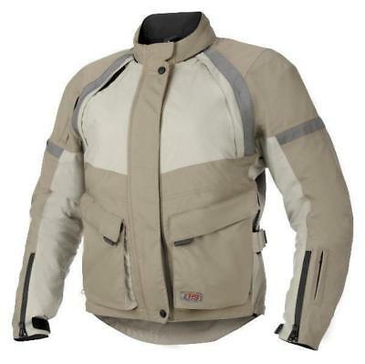 Firstgear Womens Monarch Jacket Brown Grey X-small Xs