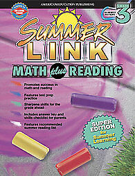 Math-Reading-Entering-3rd-Grade-workbook-320p-Third