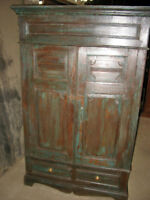 Hand Carved Armoire Furniture From India Ebay