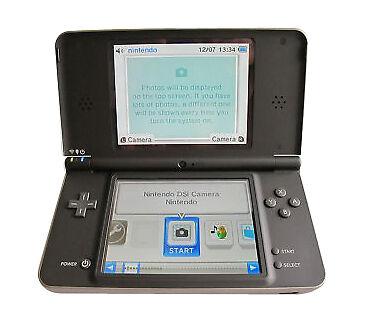 b870d163b Nintendo DSi XL Launch Edition Bronze Handheld System for sale online | eBay