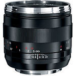 Zeiss  Planar T ZE 50 mm   F/2.0  Lens For Canon
