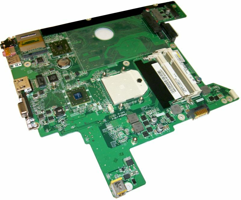 Gateway Nv40 Motherboard Laptop Nv4001c Nv4005c Rs690mc Z07 Amd S1 Mb.wd506.001