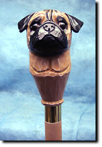 PUG-HEAD-WALKING-STICK-CHOICE-OF-FAWN-OR-BLACK
