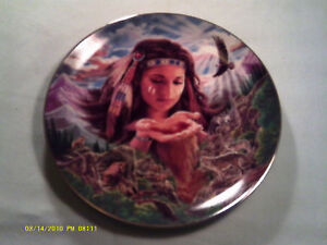 COLLECTOR-PLATE-ETERNAL-EARTH-SPIRITS-OF-NATURE-2799A