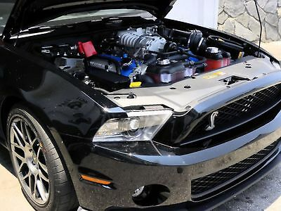 2011 Ford Mustang Shelby Gt500 Engine Dress Up Cap Kit