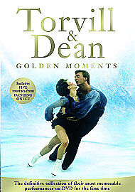 Torvill-And-Dean-Golden-Moments-DVD-2006-FREE-Same-Day-1st-Class-Post