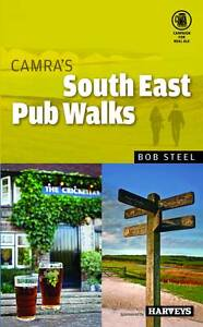 CAMRAs-South-East-Pub-Walks-by-Bob-Steel-Paperback-2012