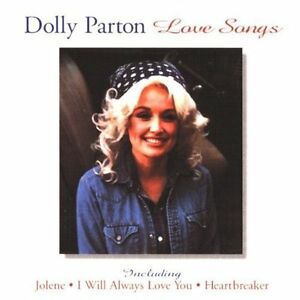 DOLLY PARTON Love Songs CD Jolene BRAND NEW