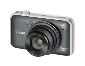 Canon PowerShot SX220 HS 12.1 MP Digital...