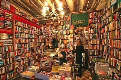 Italian book shop