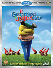 Gnomeo & Juliet (Blu-ray/DVD, 2011, 3-Disc Set, Canadian; 3D; Includes Digital Copy)