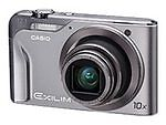 Casio EXILIM Hi-Zoom EX-H10 12.1 MP Digital Camera - Silver