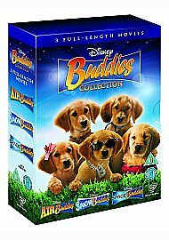 Air BuddiesSnow BuddiesSpace Buddies DVD 2009 3Disc Set Box Set - Wishaw, United Kingdom - Air BuddiesSnow BuddiesSpace Buddies DVD 2009 3Disc Set Box Set - Wishaw, United Kingdom