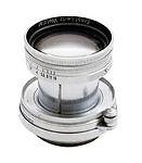 Leica Leitz Summitar 50 mm   F/2.0  Lens For Leica